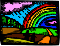 rainbow-box