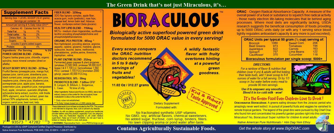 World's best green drink